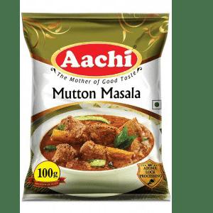 Aachi Masala - Mutton, 100 g Pouch online shopping madurai