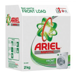 1kg Ariel matic washing powder - Front Load