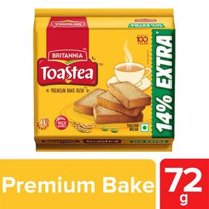 Britannia bake rusk toast