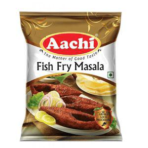 50g aachi fish fry masala