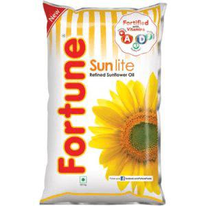 Fortune Sunflower Refined Oil 1 Ltr