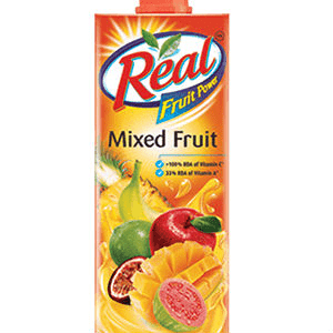 1L Real Mixed Fruit Juice