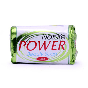 125 g - Power Nature Power Beauty Soap Lime