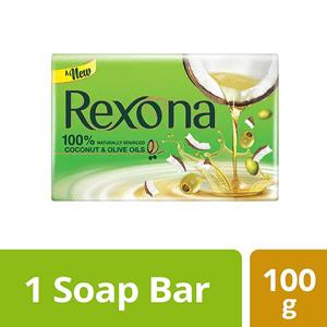 100 g - Rexona Soap Coconut & Olive Oil