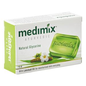 75 g - Medimix Bathing Soap Ayurvedic Natural Glycerine