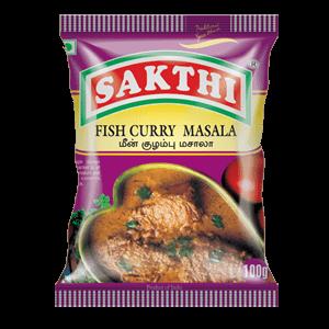100g Sakthi Fish Curry Masala