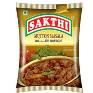 50g sakthi mutton masala