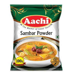 sambar_powder 100g retail shops madurai