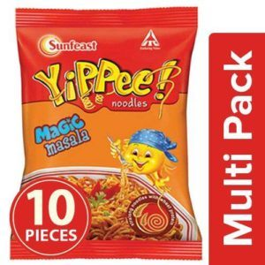 Buy 60g Sunfeast Yippee Noodles Magic Masala Online at Best Price