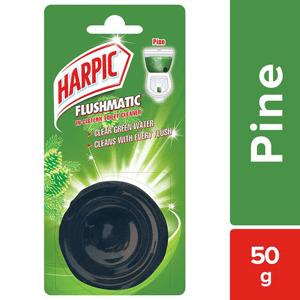 50 g - Harpic Cistern Block Pine