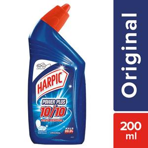 200 ml - Harpic Toilet Cleaner - Power Plus