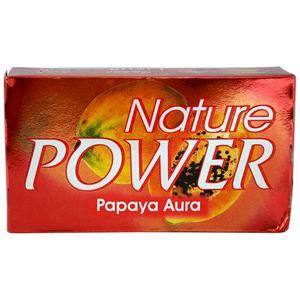 #1 Buy Nature Power Product Papaya Aura Soap Online Shopping
