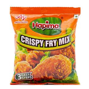 Tasty Crispy fry Mix ready to cook