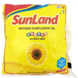 sunland oil 500ml price