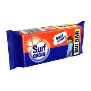 SURF exel soap