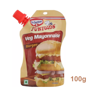 #100gm Fun Foods Mayonnaise best price for burger