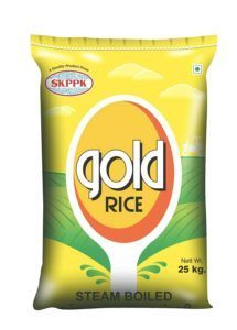 #1 Best Gold Steam Boiled-Karnataka Ponni Rice Home Delivery
