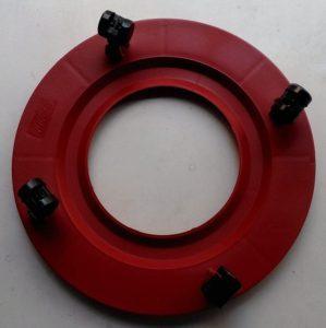 #1 Best Plastic Round Gas Cylinder Trolley Online Shop India