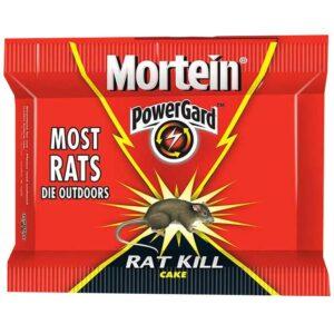100g Mortein Rat Killer Cake Composition