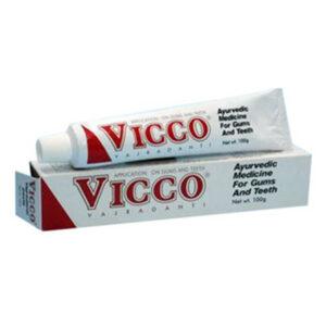 100g Vicco Vajradanti Ayurvedic Tooth Paste