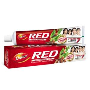 100gm dabur red toothpaste
