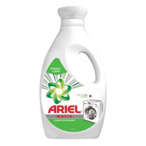 1L ariel matic liquid detergent top load