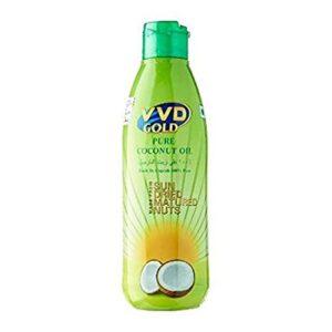 200ml vvd coconut oil for hair
