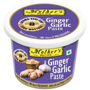 300g Mother's Recipe Ginger & Garlic Paste
