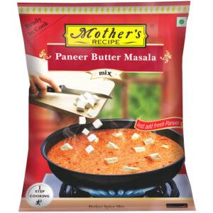 75g Mother's Recipe Paneer Butter Masala Mix