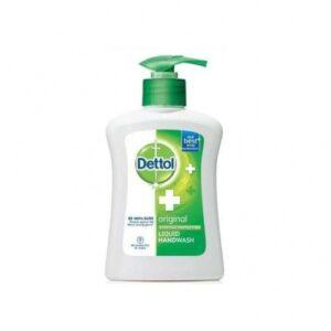 125ml Dettol Original Liquid Hand Wash