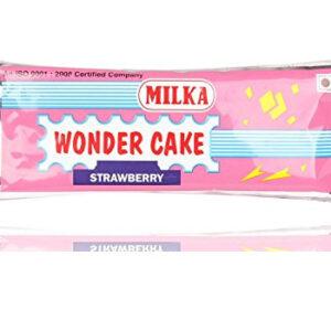 150g Milka Wonder Cake Strawberry Flavor Cake