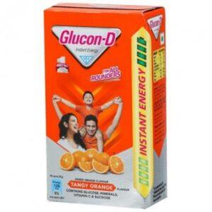 200gm Glucon D Orange