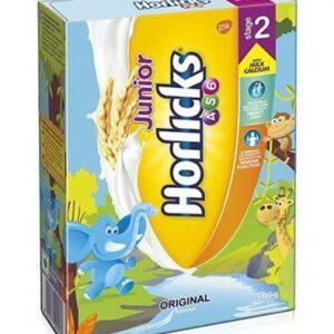 500gm Horlicks Junior Stage2 Refill Pack