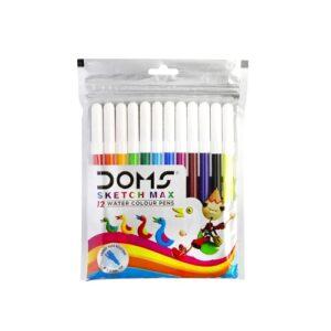 Doms Water Colour Pens Big (Sketch)