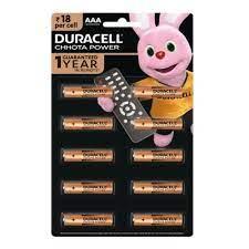 Duracell Chhotta AAA Power [10pcs] RS18