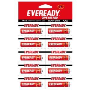 Eveready Battery AAA [10pcs] RS-12