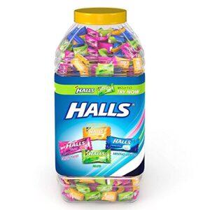 Halls Mini Jar