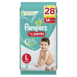 Pampers Pant[ Large]