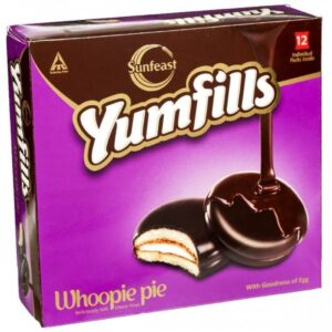 Sunfeast Yumfills Whoopie Pie (6pcs) Rs-10