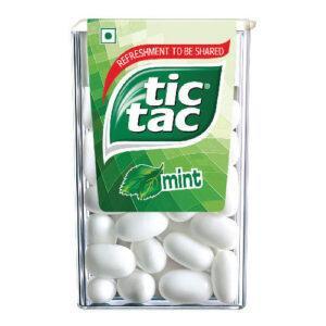 Tic Tac Mouth Freshener (Mint Flavor)